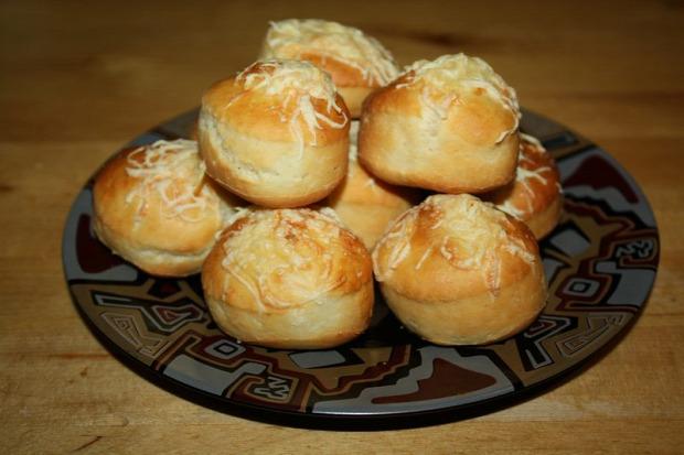 recept tészta pogácsa sajt sajtos három tripla