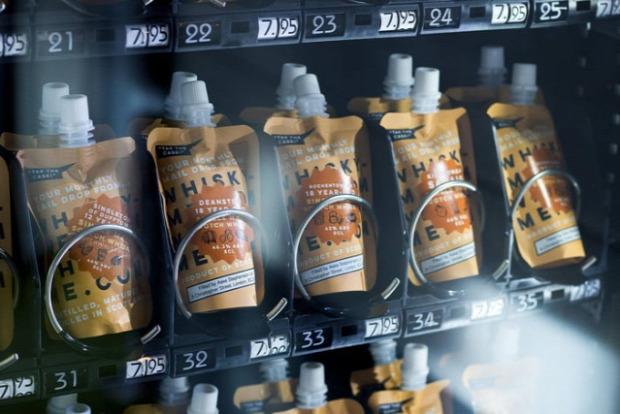 dizájn London automata Whisky