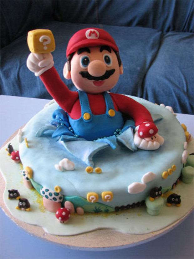 dizájn torta furcsa szokatlan