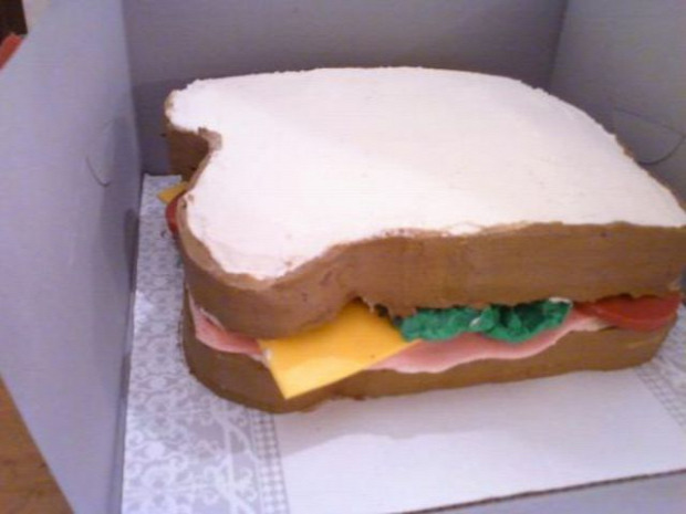 dizájn torta