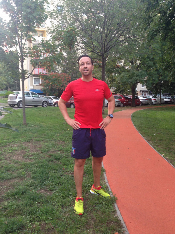 Kun Gergely: futok