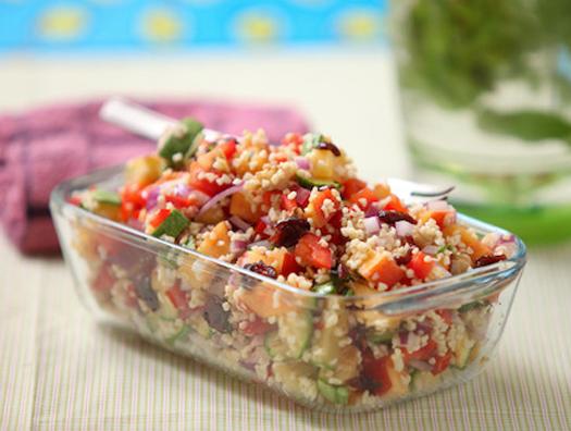 Bulgur és őszibarack? saláta 300 kalória alatt - 100fok