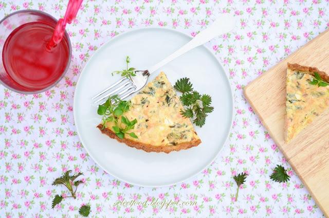 lazac medvehagyma recept selectfood tavasz burgonya tönkölyliszt kecskesajt