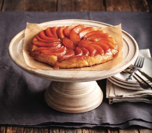 birsalma alma ősz desszert almaecet tönkölyliszt tart sütemény