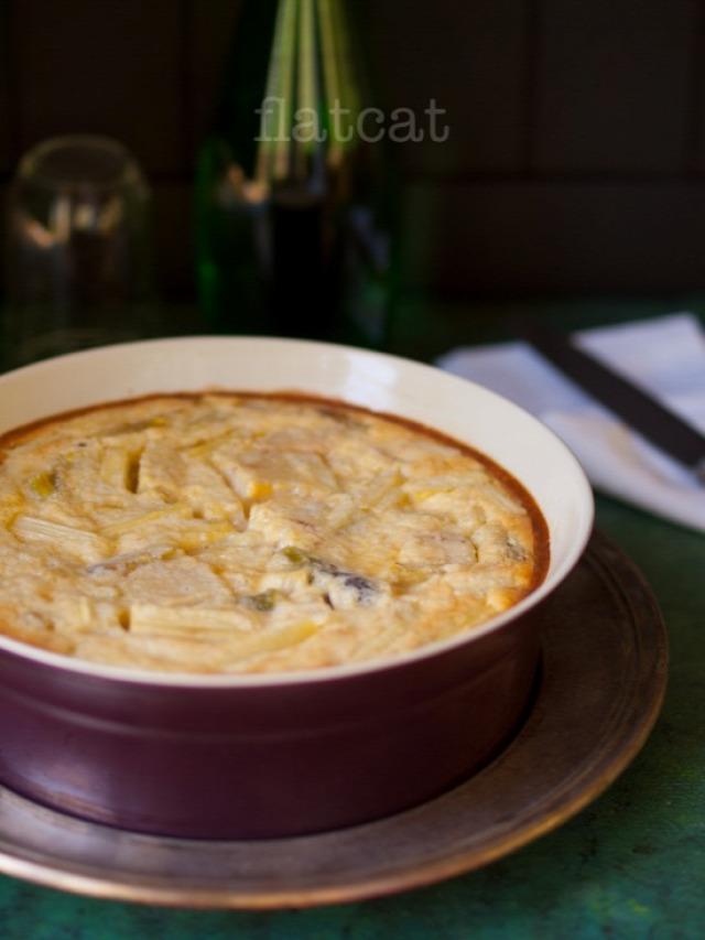 spárga recept vegetáriánus tavasz vega pite leves lazac krémleves desszert körte flatcat