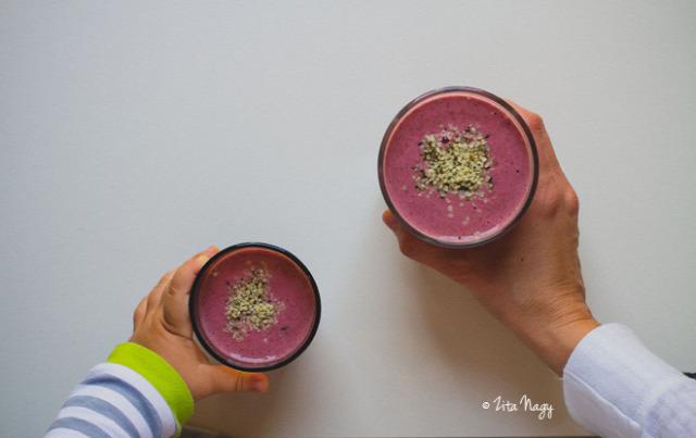 smoothie cékla sütőtök joghurt turmix tél vitaminbomba homebisztro zizi kalandjai reggeli