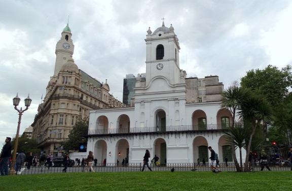Cabildo, a koloniális időszak utolsó emléke