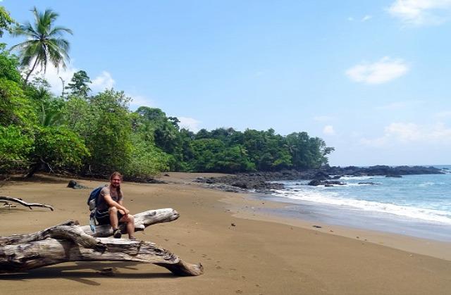 Costa Rica Corcovado Nemzeti Park Bahía Drake