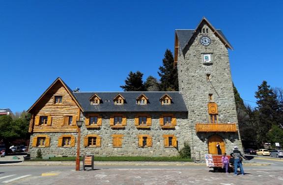 Bariloche főtere