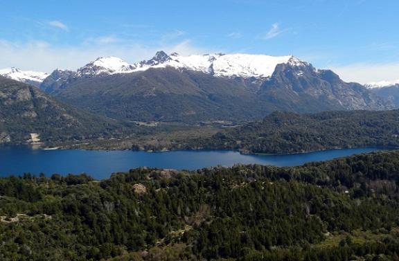 Kilátás a Cerro Campanarióról