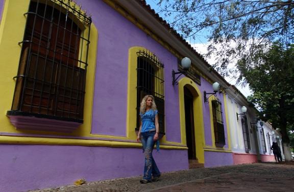 Barquisimetónak van egy egész pofás óvárosi része