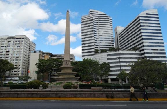 Altamira Caracas legbiztonságosabb városrésze