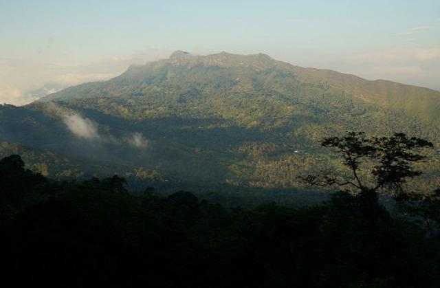 Kolumbia Fusagasugá Cerro Quinini