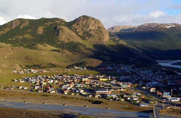 El Chalténnak hivatalosan csak két lakója van
