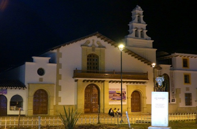Kolumbia Ubaté Cucunubá Chiquinquirá Chocontá