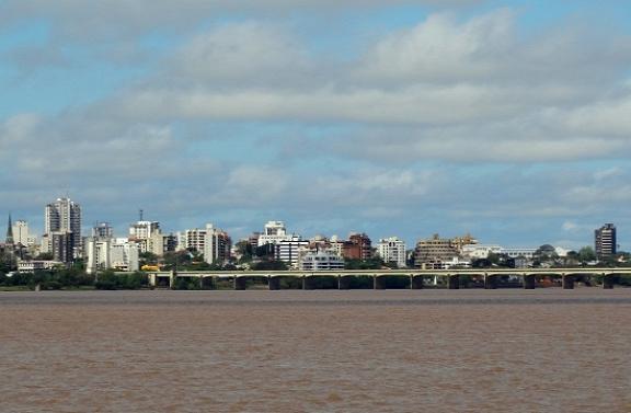 Uruguaiana már Brazíliában van