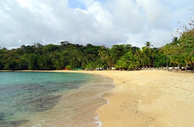 Playa de la Punta nem is annyira fehér homokos