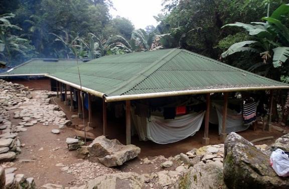 Az El Paraíso táborhely