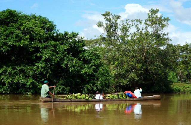 Nicaragua San Carlos Rio San Juan El Castillo