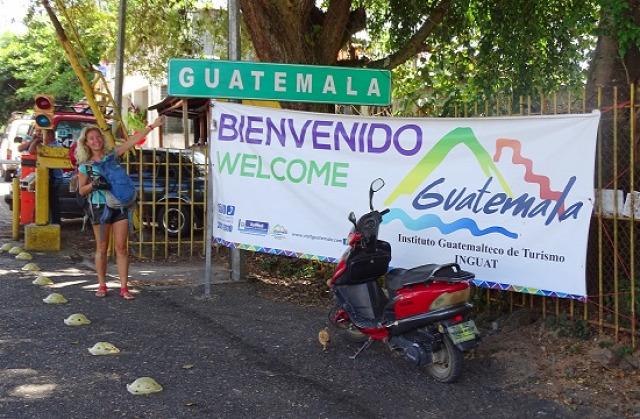 El Salvador Honduras Guatemala Esquipulas