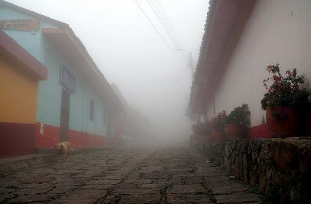 Kolumbia Facatativá Bojacá Zipacón Cachipay Salto de la Monja Anolaima La Florida