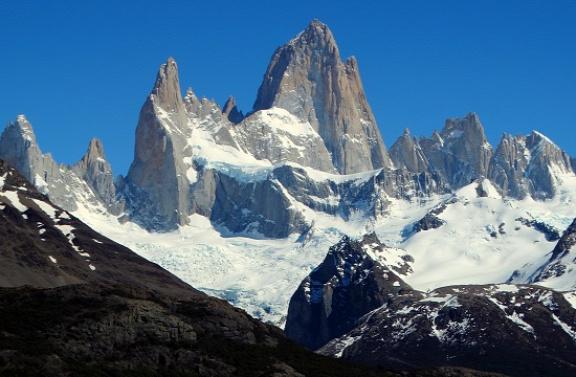 Fitz Roy, az Andok legszebb hegycsúcsa