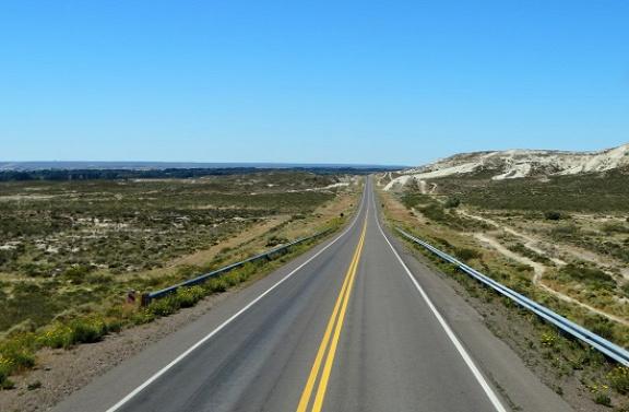 2000 kilométeren át semmit nem változott a táj