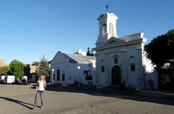 Gaimán katolikus temploma