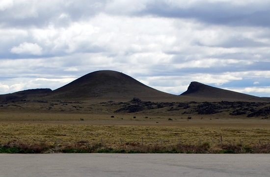 Pali Aike, vagyis a Kihalt vidék, ahogy a tehuelchék hívják a vulkáni tájat