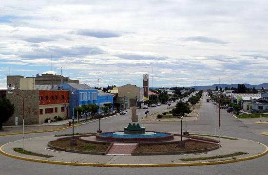 Puerto San Julian valójában egy egyutcás falu