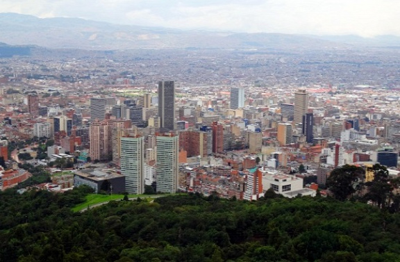 Bogotá a gazdaság motorja