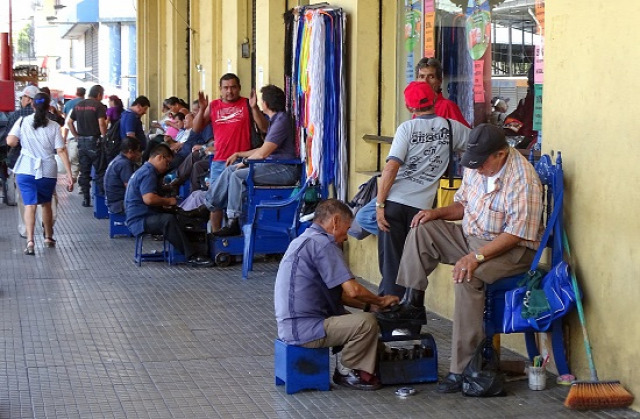 El Salvador gazdaság