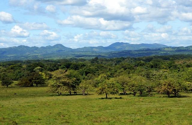 Nicaragua Granada Mombacho-vulkán Masaya-vulkán