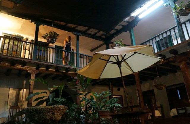 Kolumbia Guaduas Chaguani Caparrapí Salto de Versalles