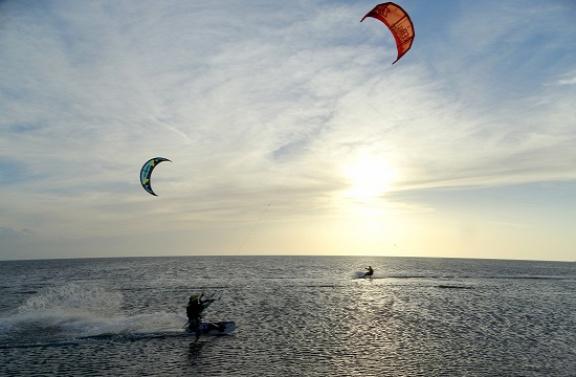 Kiteszörfözösén túl nem sok mindenre jó Cabo de la Vela