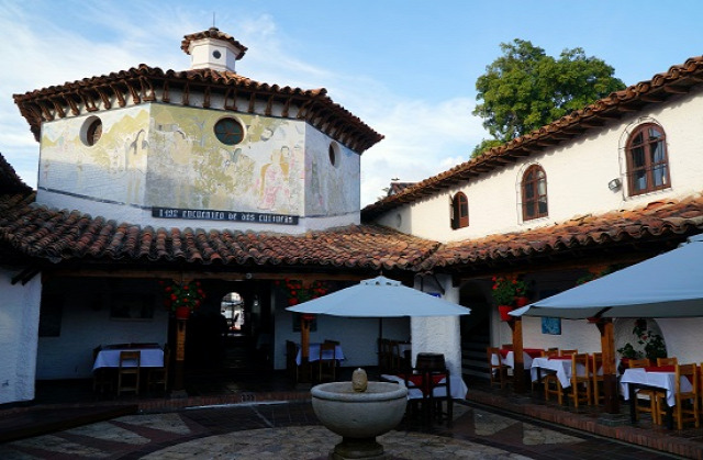 Kolumbia Guatavita Sopo Sesquilé Guasca