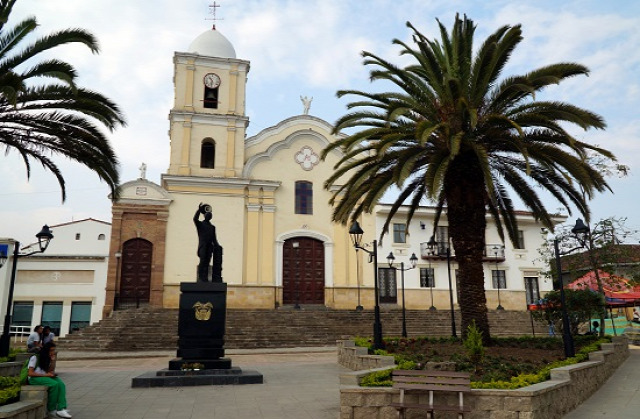 Kolumbia Guateque Garagoa Tenza Chinavita Sutatenza cf9260f8f0
