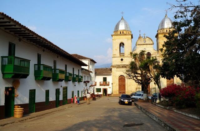 Kolumbia Guateque Garagoa Tenza Chinavita Sutatenza