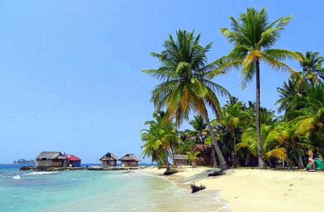 Láttatok már ennél szebb szigetet?