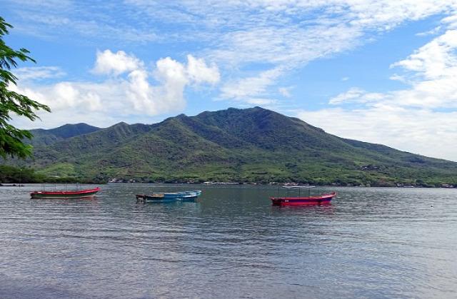 Nicaragua Honduras Amapala