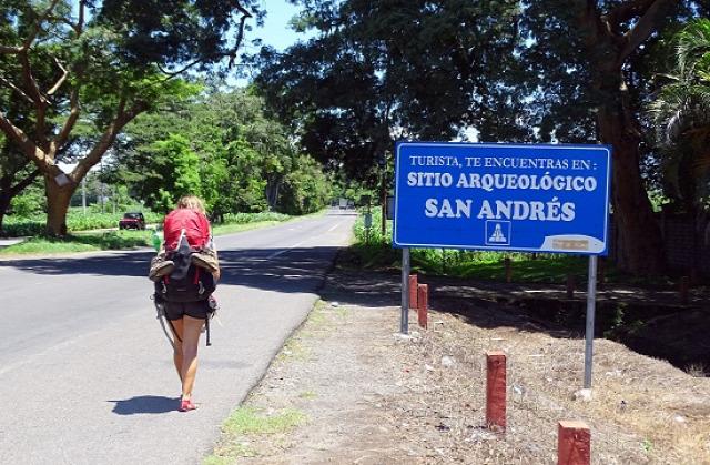 El Salvador Joya de Cerén San Salvador