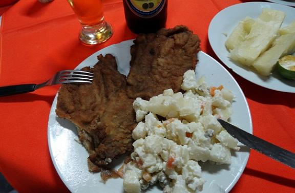 Ez nem rántott hús, hanem pacal