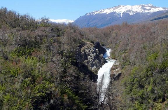 A Vullignanco-vízesés
