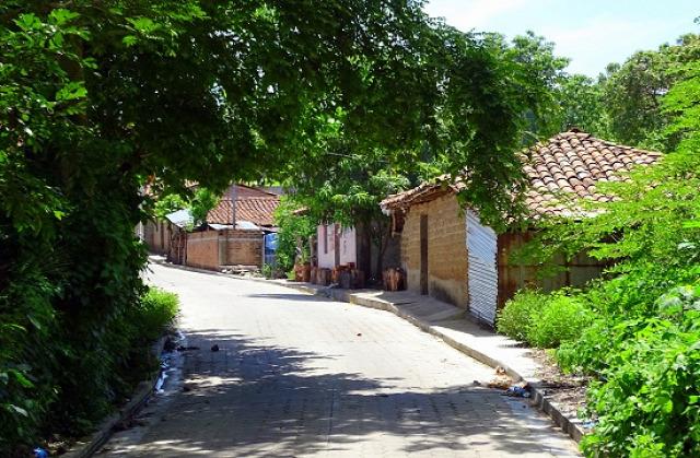 El Salvador Sensuntepeque San Vicente La Libertad