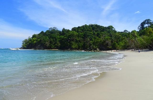 Costa Rica Manuel Antonio Nemzeti Park