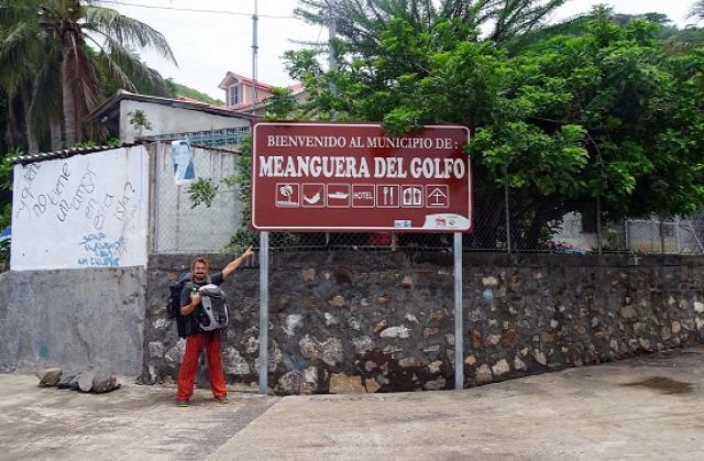 El Salvador Isla Meanguera La Unión