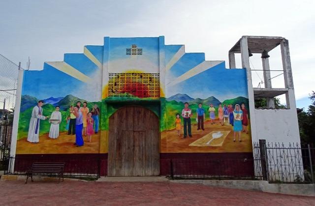 El Salvador El Mozote Perquín