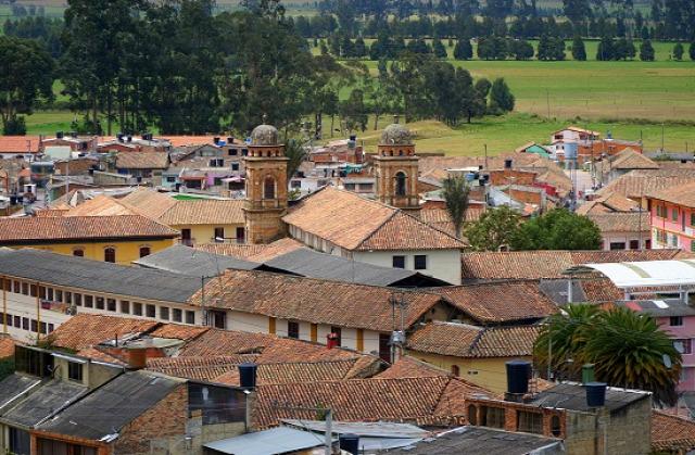Kolumbia Zipaquirá Pacho Nemocón