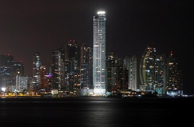 Éjszaka a legszebb Panamaváros