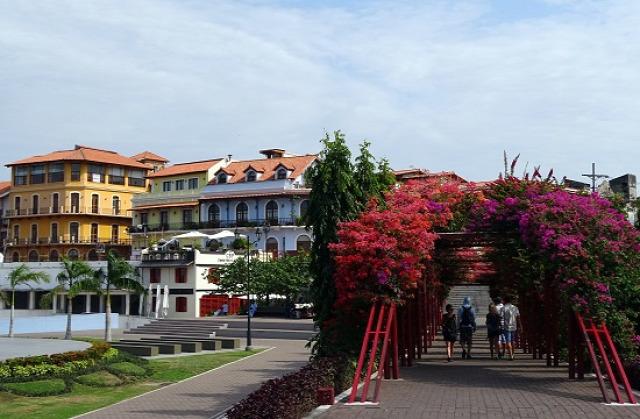 Casco Viejo nagyon kellemes hely